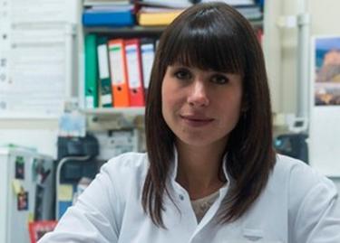 Itxaso San Román, la autora del estudio. | UPV