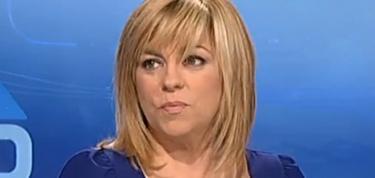 Elena Valenciano, en 'Los desayunos'   Imagen de TV