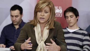 Elena Valenciano   Archivo