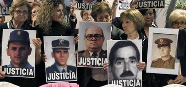 Prensentación de Mujeres por la Justicia en Madrid. | EFE