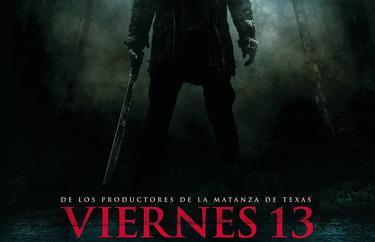 """Cartel de la película de terror """" Viernes 13""""   Paramount Pictures"""