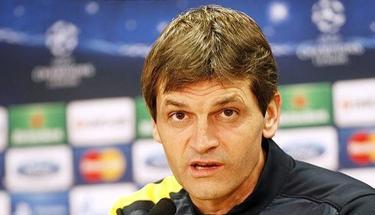 Tito Vilanova, entrenador del Barcelona. | EFE