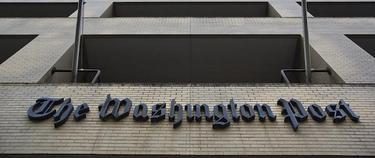 Sede del emblemático periódico estadounidense 'The Washington Post' | Efe