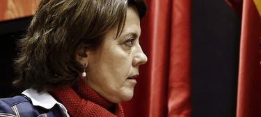 La presidenta del Gobierno de Navarra, Yolanda Barcina | EFE
