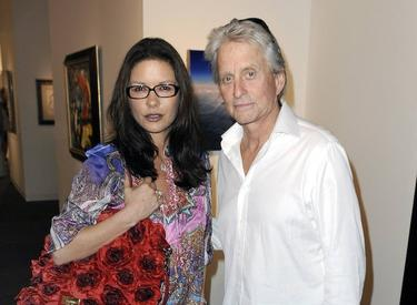 Catherine Zeta-Jones y Michael Douglas | Cordon Press