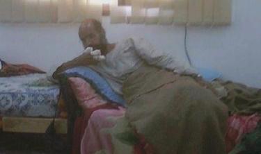 Saif al Islam, tras ser detenido