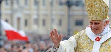Benedicto XVI. | Archivo