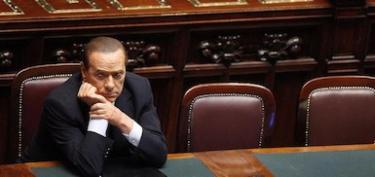 Silvio Berlusconi.   Archivo