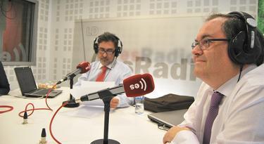 Carlos Bousoño, candidato de Foro por Madrid, en Sin Comlejos | LQB/LD