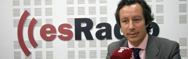 Floriano, en los estudios de esRadio   Archivo