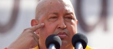 Hugo Chávez, en un discurso el pasado domingo. | EFE
