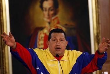 Chávez en una imagen de archivo.