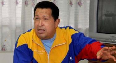 Chávez, en el hospital de La Habana. | EFE