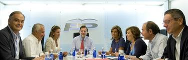 Comité de Dirección, sin cobertura, este lunes en Génova.
