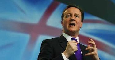 El primer ministro de Reino Unido, David Cameron | Archivo