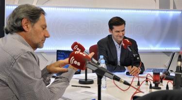 Fernando Serra y Javier Somalo durante el programa | LD/D. Alonso