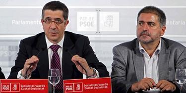 Zapatero y Eguiguren en una imagen de archivo | EFE