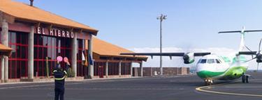 El aeropuerto de El Hierro | Laspain