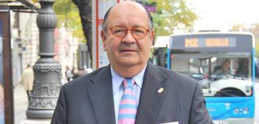Enrique Álvarez Sostres, diputado de Foro | M. Alonso