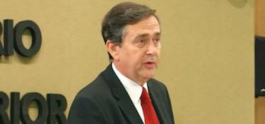 Francisco Javier Velázquez, ex director general de la Policía y la Guardia Civil.   Archivo