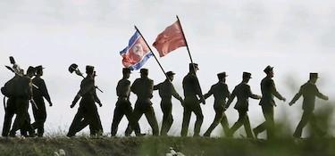 Frontera de Corea del Norte | Getty