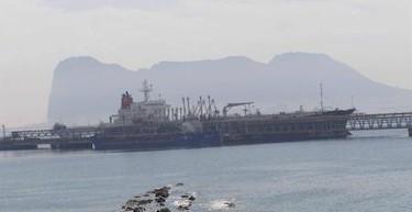 Barcos en Gibraltar   Plataforma Ciudadana 'Refinería No'