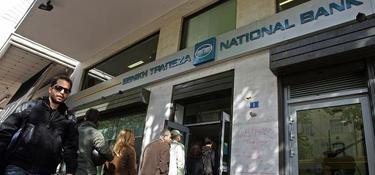 Banco Nacional de Grecia | EFE