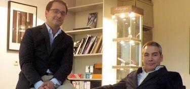 Jose Gómez-Zorrilla Amate y Jorge Marco Blanco, en IguanaSell