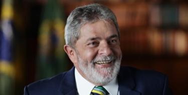 El expresidente brasileño Luiz Inácio Lula da Silva   Archivo