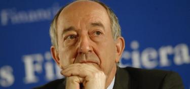 El gobernador del Banco de España, Miguel Ángel Fernández Ordóñez   Archivo