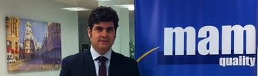 Manuel Alonso Mijares, director de MAM Quality