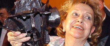 La actriz Maria Jesús Valdés en una foto de 2003 | Efe