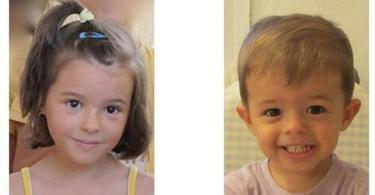 Los niños desaparecidos