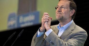 Mariano Rajoy, en Málaga