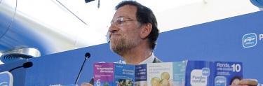 Mariano Rajoy, en una imagen de Archivo | PP