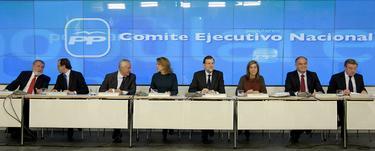 Panorámica del Comité Ejecutivo Nacional | Tarek