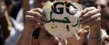 Protesta contra el Gobierno de Yemen | Cordon Press