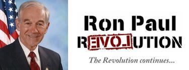 Imagen de la campaña presidencial de Ron Paul