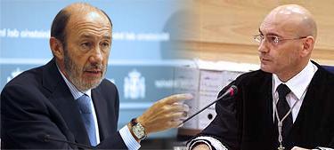 Pérez Rubalcaba y Gómez Bermúdez
