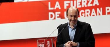 Alfredo Pérez Rubalcaba. | Archivo