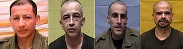 Los cuatro secuestrados asesinados por las FARC.