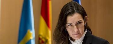 Ángeles González Sinde. | Archivo