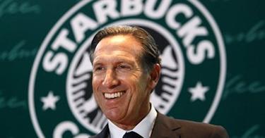 Howard Schultz, consejero delegado de Starbucks | Archivo