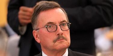El ex economista jefe del BCE, Jurgen Stark.   Archivo