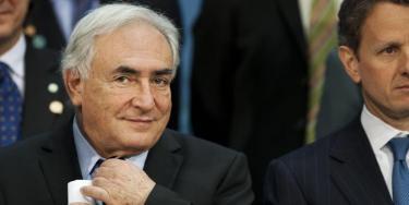 Foto de archivo del director gerente del FMI, Dominique Strauss-Kahn. | EFE