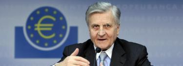 El presidente del BCE, Jean Claude Trichet   Archivo