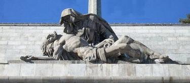 La Piedad en el Valle de los Caídos | Agencias