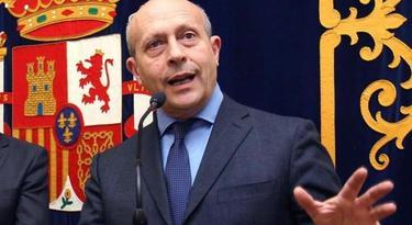 José Ignacio Wert, ministro de Educación, Cultura y Deporte | EFE/Archivo