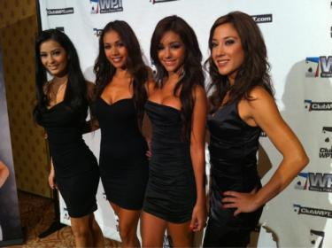 Las Royal Flush Girls han mejorado la audiencia del WPT TV