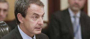 Zapatero, en Astana, Kazajistan | Moncloa